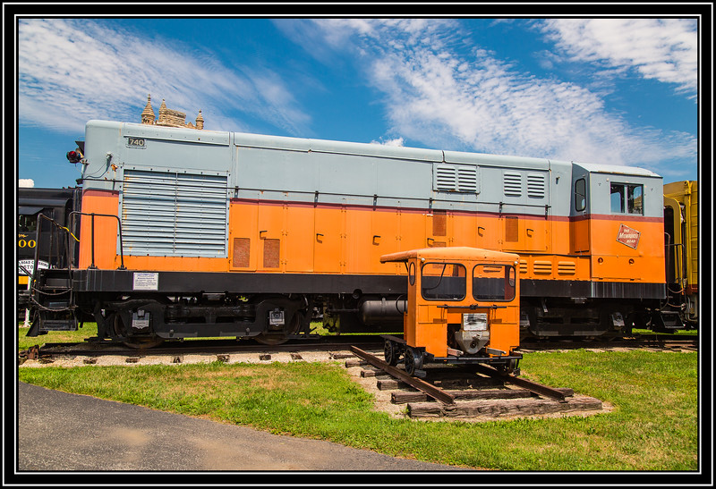 Milwaukee Road #740