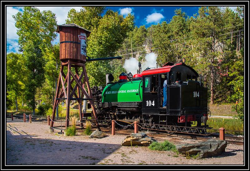 Locomotive 104