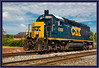 Locomotive CSX 6106