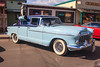 AZ, Williams Car Show<br /> 1955 Hudson Hornet