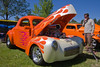 1941 Willys Coupe<br /> <br /> First Place for one of the multitude of categories.<br /> Car Show in Show Low-AZ.
