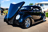 AZ, Williams Car Show<br /> 1937 Ford Coupe