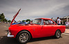 1966 Ford Sunbeam Alpine<br /> 2.8L Ford V6 185hp Engine