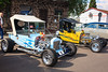 AZ, Williams Car Show<br /> 1923 Ford T-Buckets