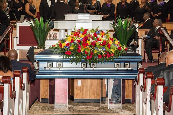 Celebration of Life   -   Pastor Emeritus R E Daniels