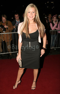 Abi Titmuss at the opening night of Aspers Casino in Newcastle 27 October 2005