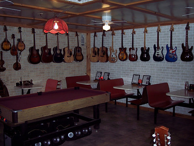 Cellar & Band Room Project