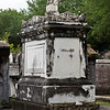Lafayette Cemetery No. 1 New Orleans : While St. Louis No.1 is predominantly French, this cemetery has mostly tombs of people of German and English origin.
