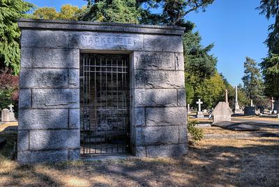 Ross Bay Cemetery - Victoria, Vancouver Island, BC, Canada
