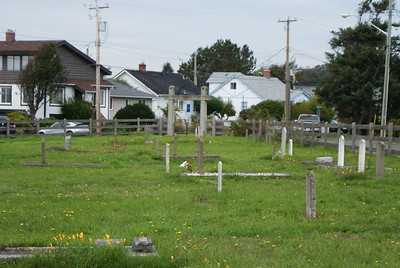 Chinese Cemetery, Victoria, BC, Canada