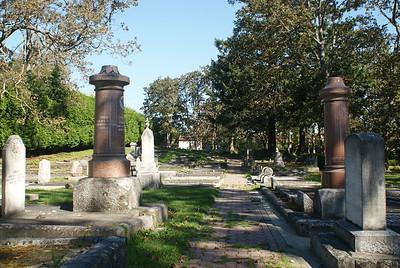 Jewish Cemetery - Victoria, BC, Canada