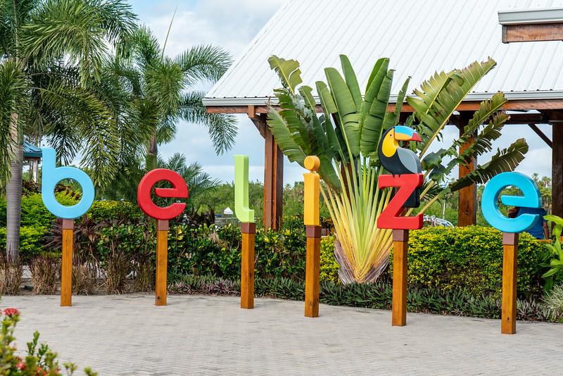 Harvest Caye, Belize