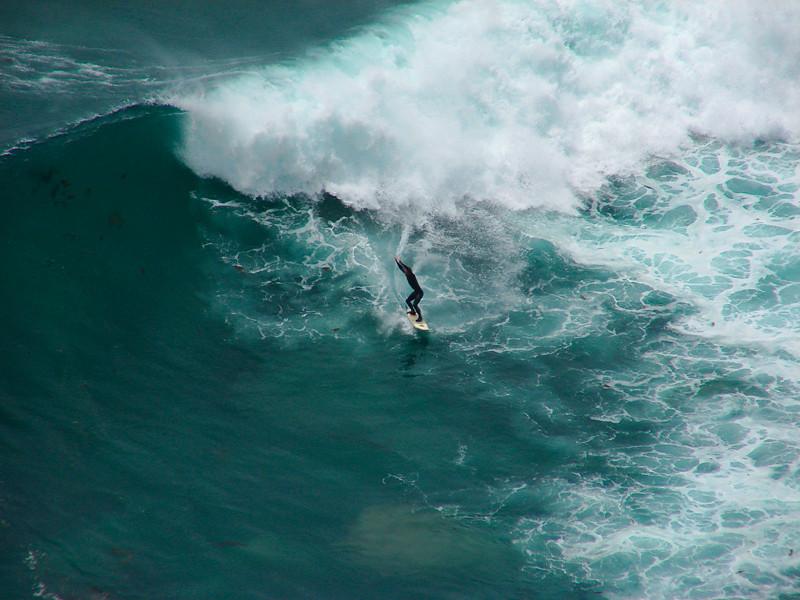 Surf 's Up, Monterey Coast 6/15/09