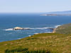 Bird Rock, Bodega Bay, Bodega Head, from Tomales Point.<br />  Point Reyes National Seashore, Marin Co., CA 3/2/2012