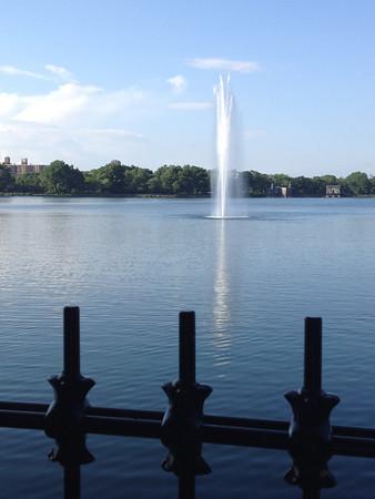 Central Park Reservoir - June 19, 2014