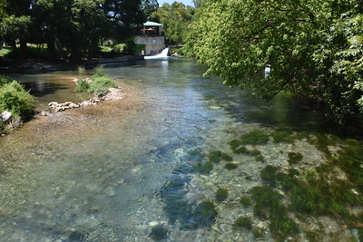 Central Texas Waterways - San Marcos, Brazos, Pedernales 8.2.16