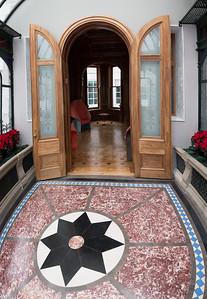 Solarium Entrance