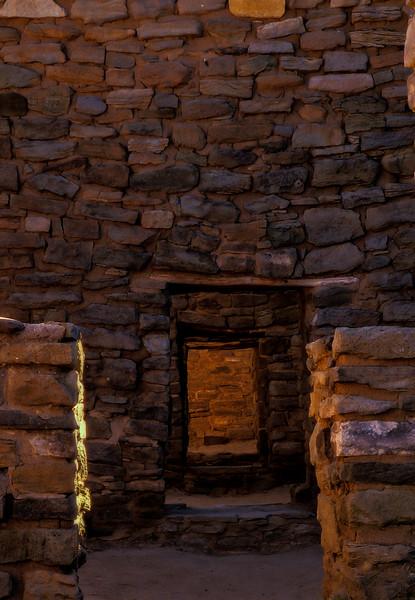 Aztec Ruins.<br /> Photo © Cindy Clark