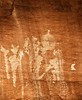 Petroglyphs in Colorado National Monument.<br /> © Cindy Clark