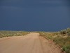 Escaping Chaco before the storm.<br /> Photo © Carl Clark