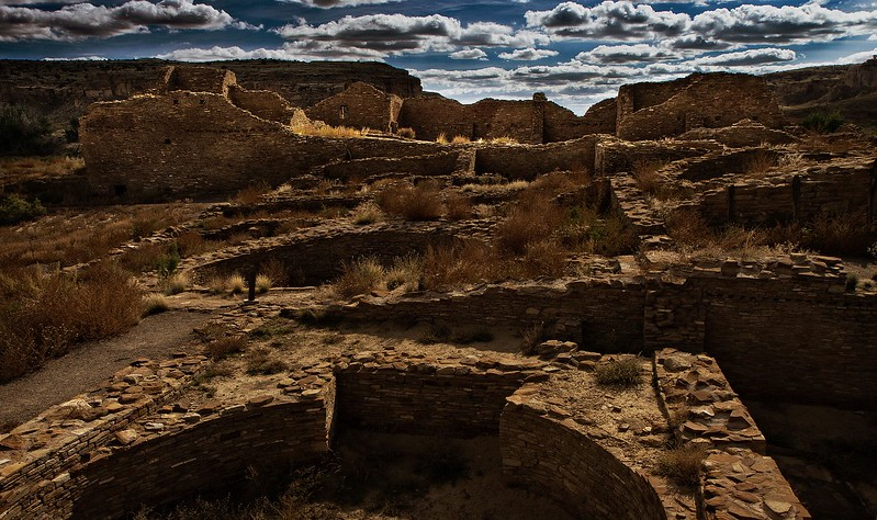 Chaco Vista<br /> Photo © Cindy Clark