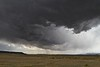 Storm west of Capulin, New Mexico.<br /> Photo © Carl Clark