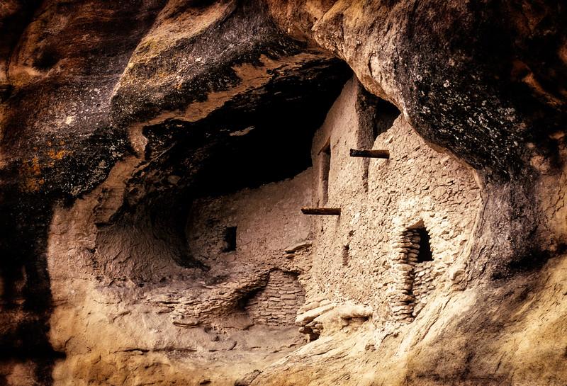 Gila Ruins, New Mexico<br /> Photo © Cindy Clark