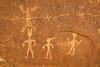 Petroglyphs, Chaco Canyon.<br /> © Cindy Clark