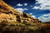 Chaco Cliffs<br /> Photo © Cindy Clark