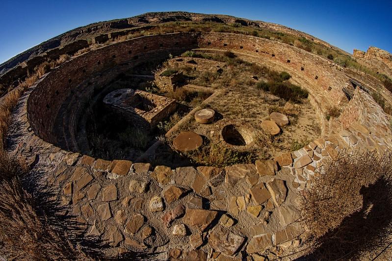Chaco Kiva<br /> Photo © Cindy Clark