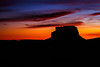 Chaco Fajada Butte Sunset<br /> Photo © Cindy Clark