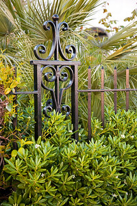 Charleston wrought iron