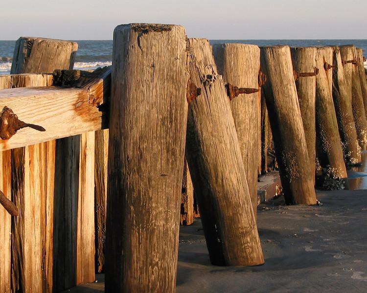 Folly Beach Groin
