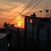 Folly Sunset at Crosbys
