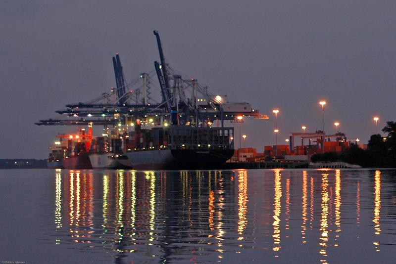 Wando Port