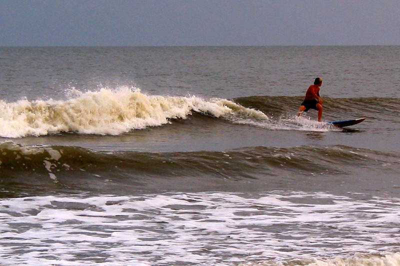 Isle of Palms Surfing