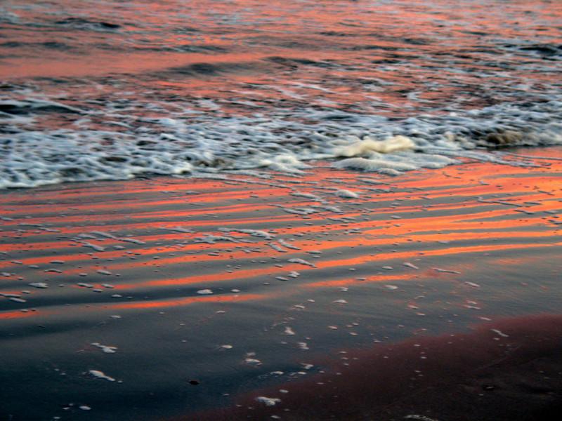 Folly Beach Sunset II