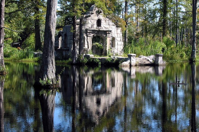 Cypress Gardens Reflection III