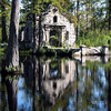 Cypress Gardens Reflection III