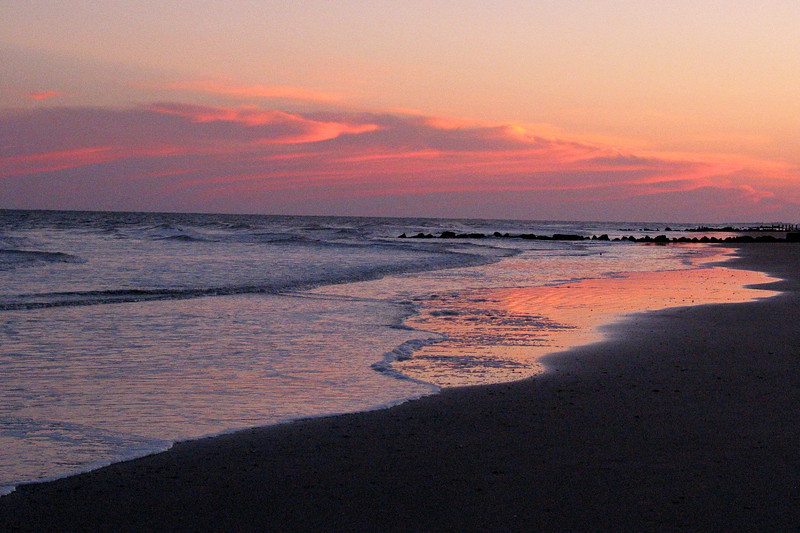Folly Beach Sunset