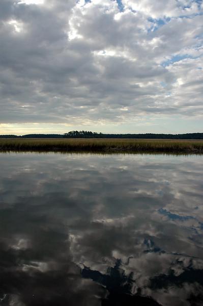 Beresford Creek reflections II.