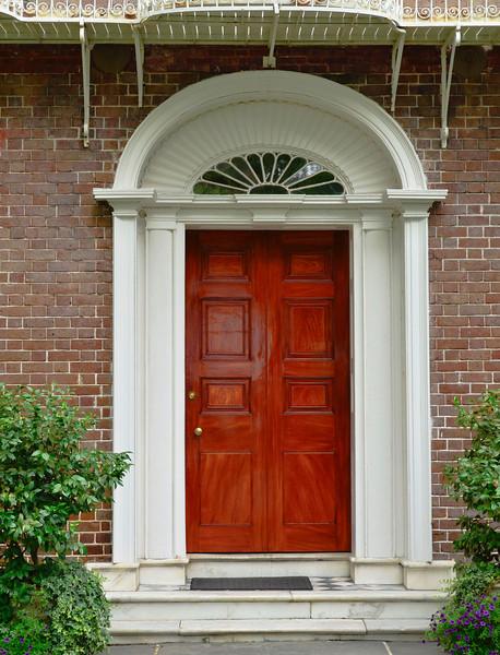 Stately Entrance