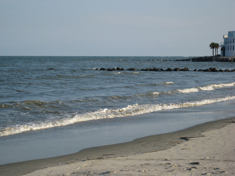 Waves on Sullivan's Island