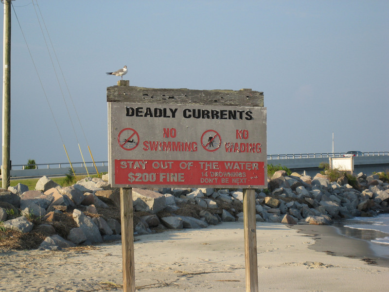 Death at Sullivan's Island