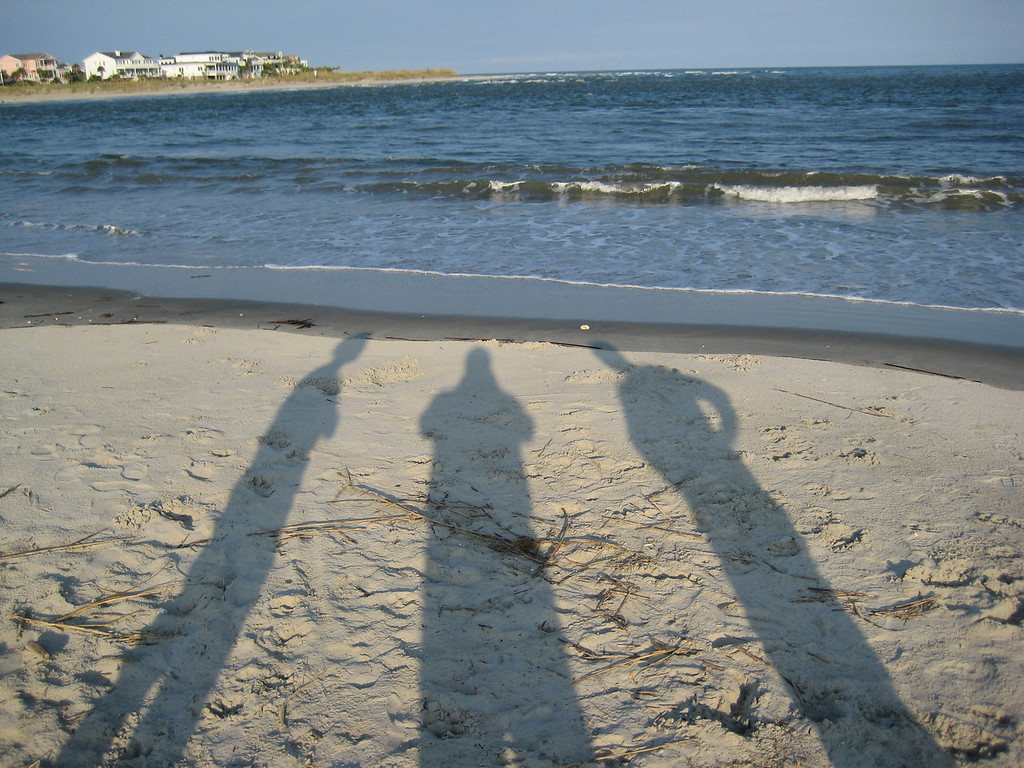 Shadows on Sullivan's Island