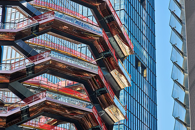 July 19, 2018 - NY, NY   Hudson Yards / The Shed/ Highline/ Zaha Hadid / Gehry / Skatepark walk  Photographer- Robert Altman Post-production- Robert Altman