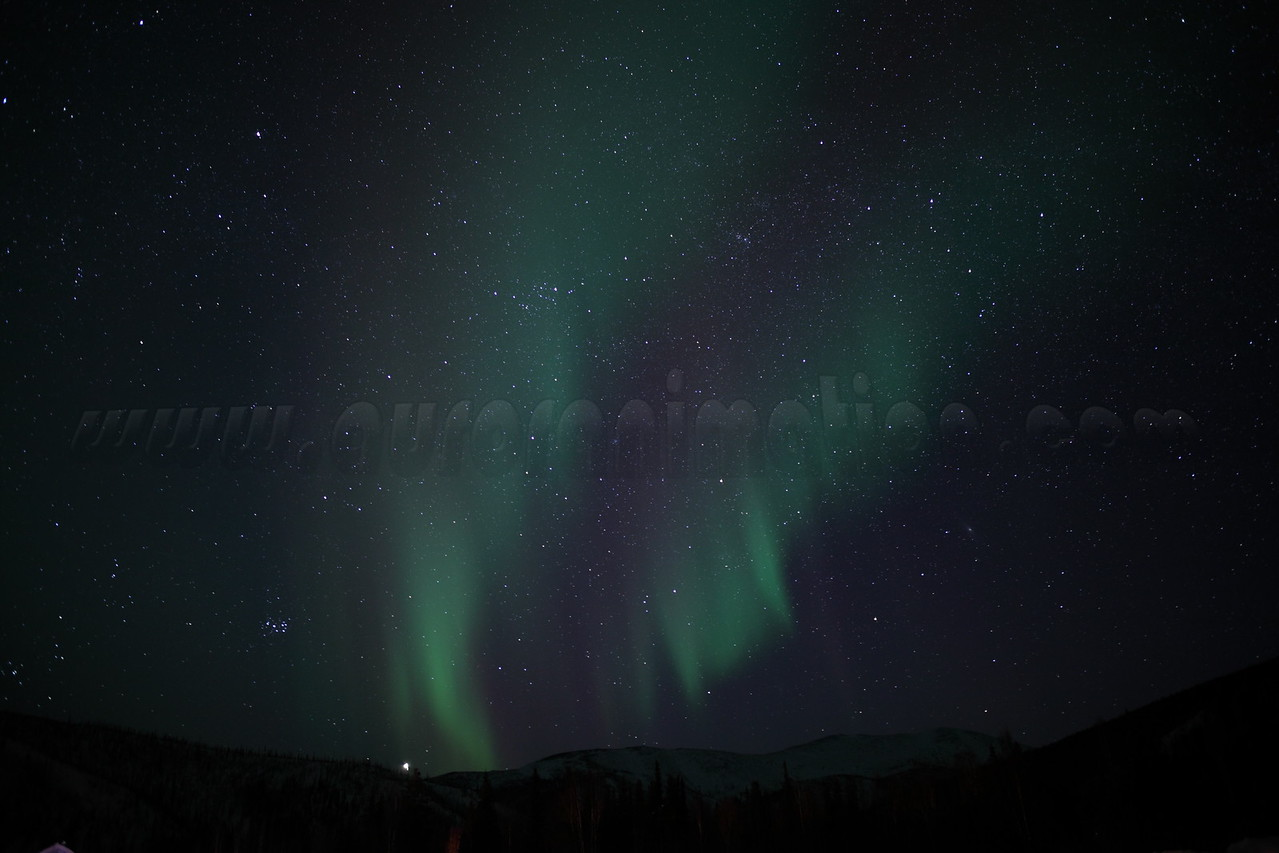 Auroral curtains and Jupiter with constellations Perseus, Cassiopeia and the Pleiades star cluster<br /> captured from the air strip at Chena Hot Springs at 00:56:25 am on March 23, 2012<br /> Constellations: Taurus, Auriga, Perseus, Cassiopeia, Triangulum<br /> <br /> Photo details: Canon EOS 5D Mark II, Zeiss Distagon 25mm f/2.0 ZE lens