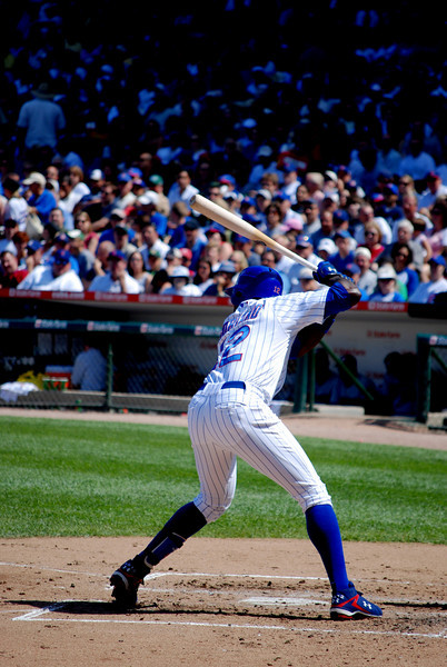 Alfonso Soriano<br /> <br /> August 24, 2008