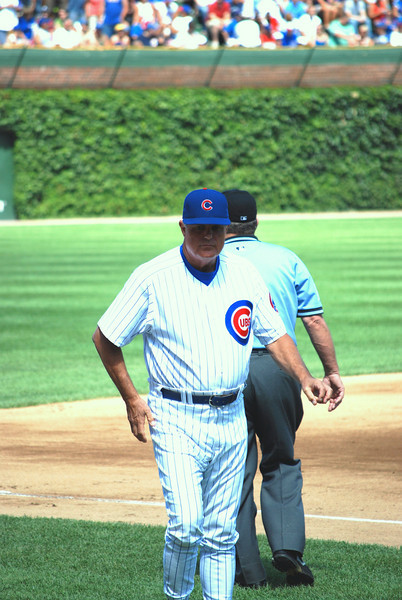 Lou Pinella<br /> <br /> August 24, 2008