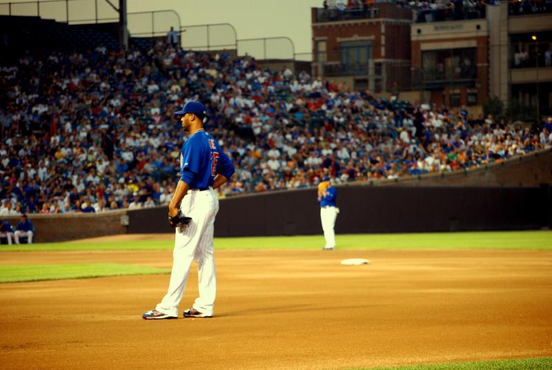 Chicago Cubs vs. Houston Astros<br /> <br /> September 2, 2008